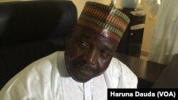 Alhaji Tijjani Tumsa mataimakin shugaban kwamitiin yankin da Boko Haram ta dai dai ta.