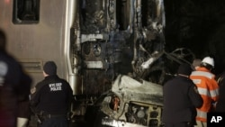 صحنه تصادف روز سه شنبه در hdhgj نیویورک