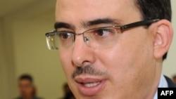 Taoufiq Bouachrine, au tribunal de Casablanca, le 23 octobre 2009.