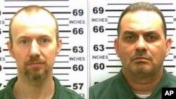 La policía confirmó que disparó contra Richard Matt, uno de los fugitivos de Nueva York.