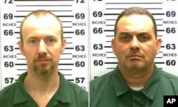 David Sweat ve Richard Matt