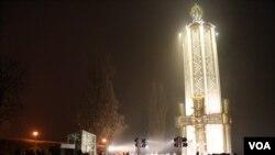Киев, памяти жертв Голодомора
