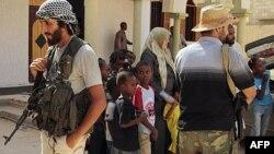 Мешканці лівійського Сірта тікають з міста