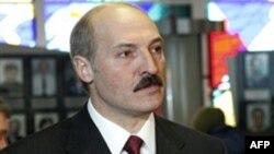 Cựu Tổng thống Hoa Kỳ George W. Bush đã gọi ông Lukashenko (hình trên) là 'nhà độc tài cuối cùng của châu Âu'
