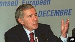 FILE - Hungarian Prime Minister Gyula Horn, Dec 13, 1997.