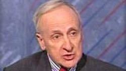 Herman Cohen, ancien secrétaire d'Etat adjoint aux Affaires africaines