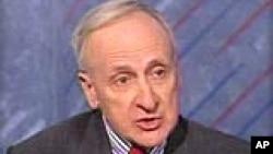 Herman Cohen, ancien secrétaire d'Etat-adjoint américain aux affaires africaines