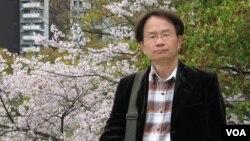 前台湾教授协会会长陈仪深