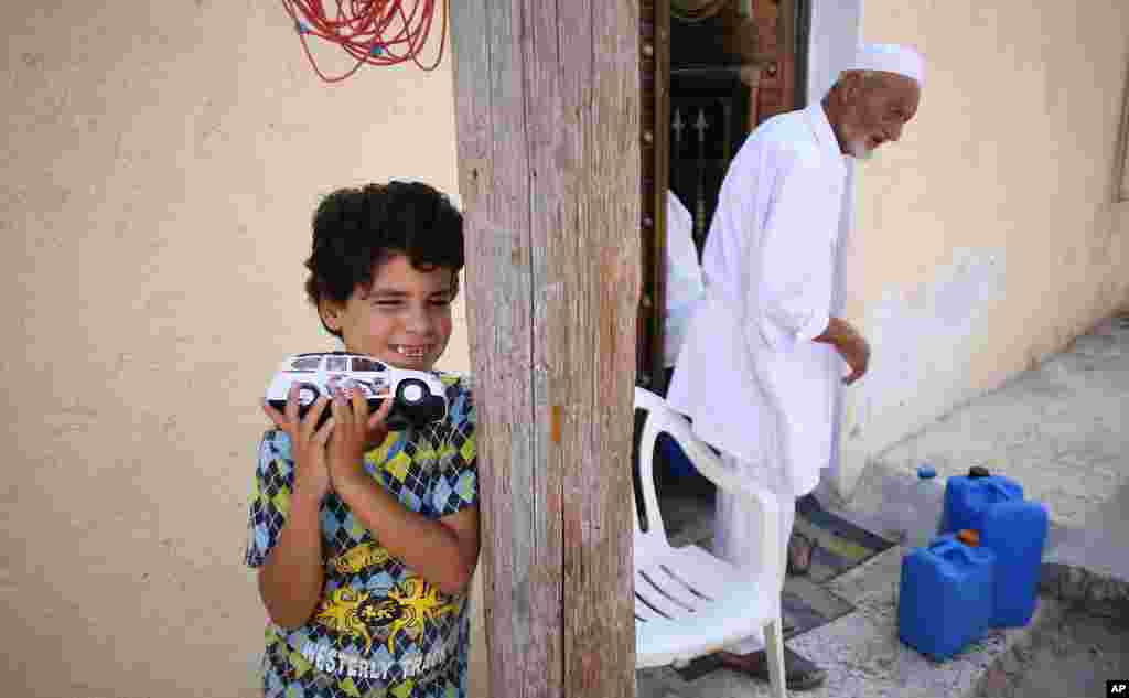 [급변하는 리비아] 시민군 트리폴리 입성, 가다피 잠적