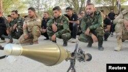Шиїтські бойовики готуються до боїв із сунітськими екстремістами