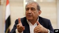 Former Syrian Deputy Prime Minister Qadri Jamil