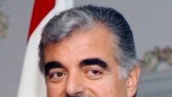 رفيق حريری، نخست وزير فقيد لبنان