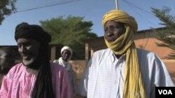 Des habitants de Gao, dans le Nord-Mali