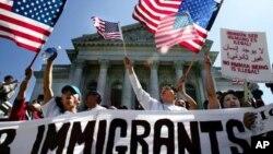 کانگرس امریکا روی اصلاح قانون مهاجرت غور می کند