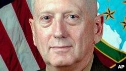 James Mattis, le secrétaire américain à la Défense.