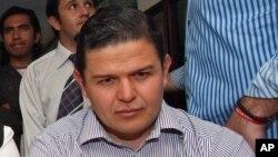 Juan Sebastián Roldán, secretario de la Presidencia de Ecuador, dijo que el gobierno dejó en manos de Colombia el secuestro de dos ecuatorianos.