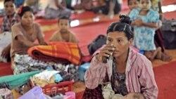 ကခ်င္၊ ရွမ္းေျမာက္နဲ႔ ရခုိင္က ဒုကၡသည္ေတြရဲ႕ အေျခအေနအရပ္ရပ္