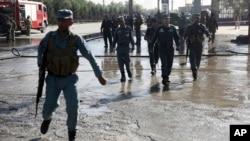 Maafisa wa polisi wa Afghanistan