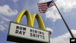 Restoran McDonald's di AS akan menampilkan nilai kalori di papan menu. (Foto: Dok)