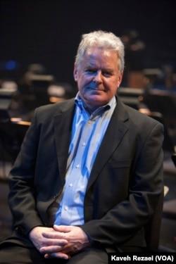 David Titcomb, Managing Director of Philharmonia Orchestra of New York