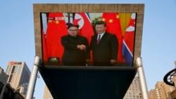 VOA Asia – North Korea's Kim Again Visits China