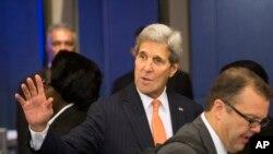 El secretario de Estado ya se encuentra en Chile.