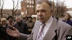 Лидер христианской конфессии Свидетелей Иеговы России Василий Калин