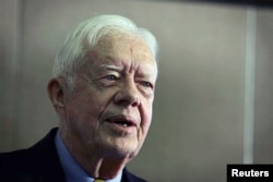 Jimmy Carter (archives 2010)