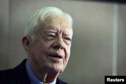 Jimmy Carter (archives 2010)