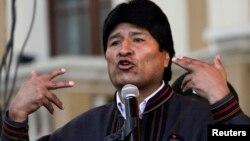 Evo Morales todavía no confirma si participará de las próximas elecciones presidenciales de su país, aunque tiene abierto el camino para reelegirse.