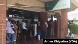 Zimbabwe Banks - Cash 24 Bank