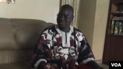 Yamba Malick Sawadogo (VOA/Bagassi Koura)