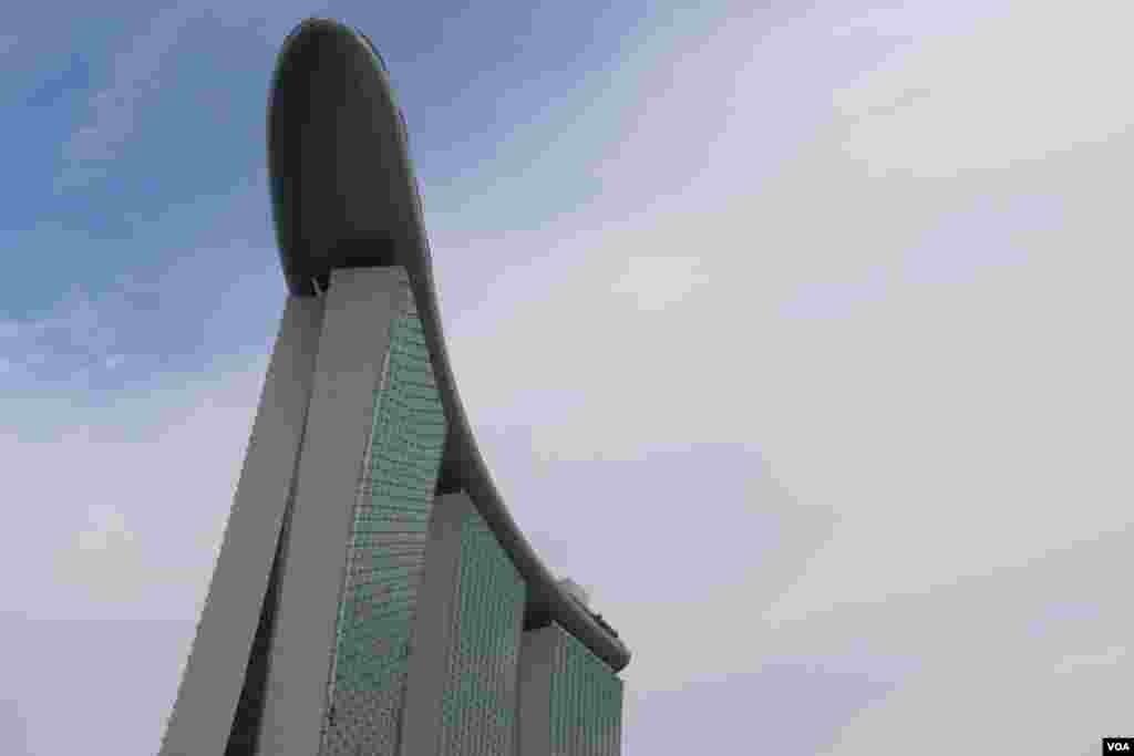 این ساختمان یکی از گرانترین ساختمان های تفریحی جهان به حساب می آید.