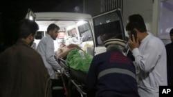 افغان حکومت وايي، د دغه برید ټول قربانیان ملکي وګړي دي