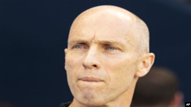 United States soccer coach Bob Bradley, July 28, 2011