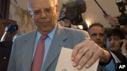 Jorge Batlle fue presidente de Uruguay entre 2000 y 2005.