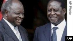 Bất đồng ý kiến giữa Tổng thống và Thủ tướng Kenya