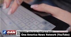 Фрагмент із фільму One America News про Україну