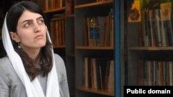 مرضیه رسولی، روزنامه نگار، برای اجرای حکم به زندان رفت