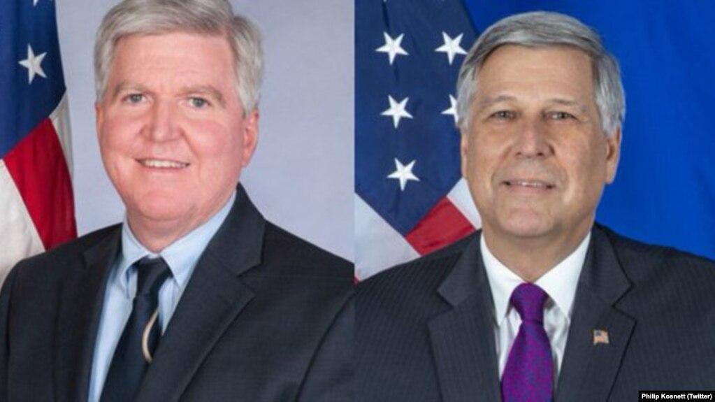 Diplomatët amerikanë kërkojnë rihapjen e bisedimeve Kosovë – Serbi