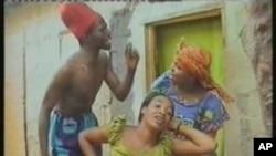 Rabilu Musa, Dan Ibro, a cikin wani wasan kwaikwayonsa