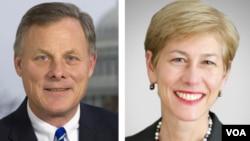 North Carolina Senate race: Republican Richard Burr vs Democrat Deborah Ross
