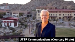 University of Texas at El Paso president Dr. Diana Natalicio.