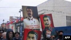 Митинг коммунистов