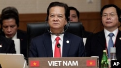 FILE - Vietnamese Prime Minister Nguyen Tan Dung