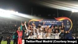 ၂၀၁၇ FIFA ကလပ္ ကမာၻ႔ဖလား Real Madrid ဗိုလ္စြဲ