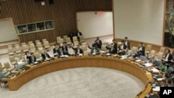 A UN Security Council meeting results in additional sanctions being imposed on Iran.