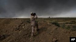 """Iroq kuchlari Musulni """"Islomiy davlat"""" dan tortib olmoqchi"""