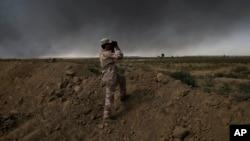 Iroq armiyasi askari