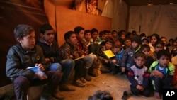 Zarokên penaber yên Sûrê li Lubnanê